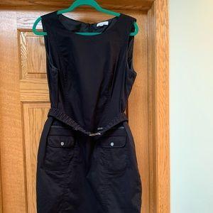 Black Size 16 Calvin Klein Dress